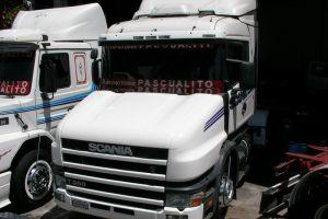 SCANIA T360